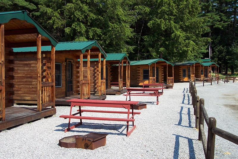 Cold Springs Camp Resort Weare Nh Cabins Rv Pools Daily